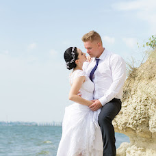 Wedding photographer Oksana Sinicina (ksuha). Photo of 08.01.2018