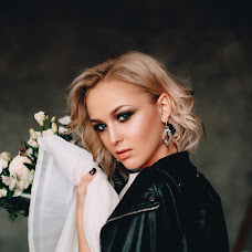 Wedding photographer Natalya Agapova (NatashaAgapova). Photo of 09.11.2018