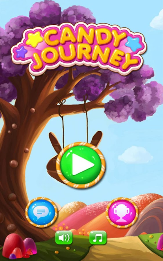 Candy Journey - Caramelo: captura de pantalla