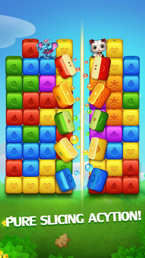 Happy Fruits Bomb - Cube Blast 1.8.3935 screenshots 2
