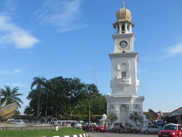 Bài số 20. Những ngày trên đảo Pulau Penang - Malaysia