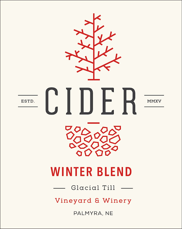 Logo of Glacial Till Winter Blend