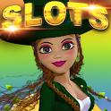 Lady Leprechaun Slots FREE icon