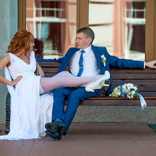 Wedding photographer Aleksandr Uruskin (Pritok41). Photo of 25.09.2018