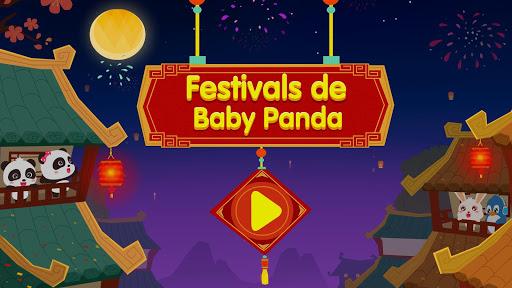 Festivals de Baby Panda  captures d'écran 6