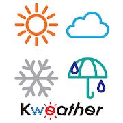 케이웨더 날씨(날씨, 미세먼지, 기상청, 위젯, 대기오염)