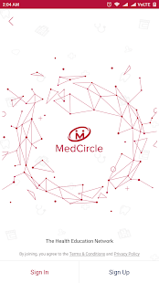 MedCircle- screenshot thumbnail