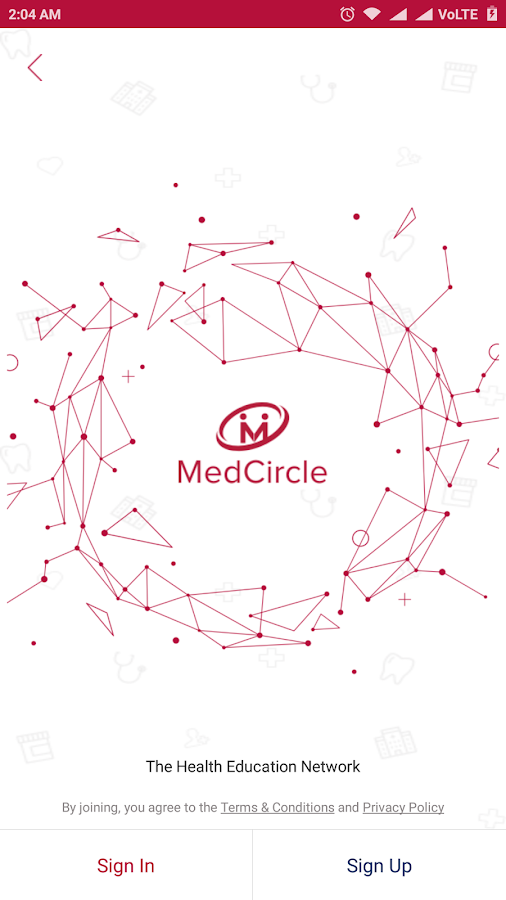 MedCircle- screenshot