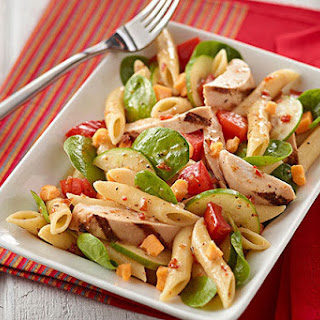 Summer Salads With Chicken Recipes