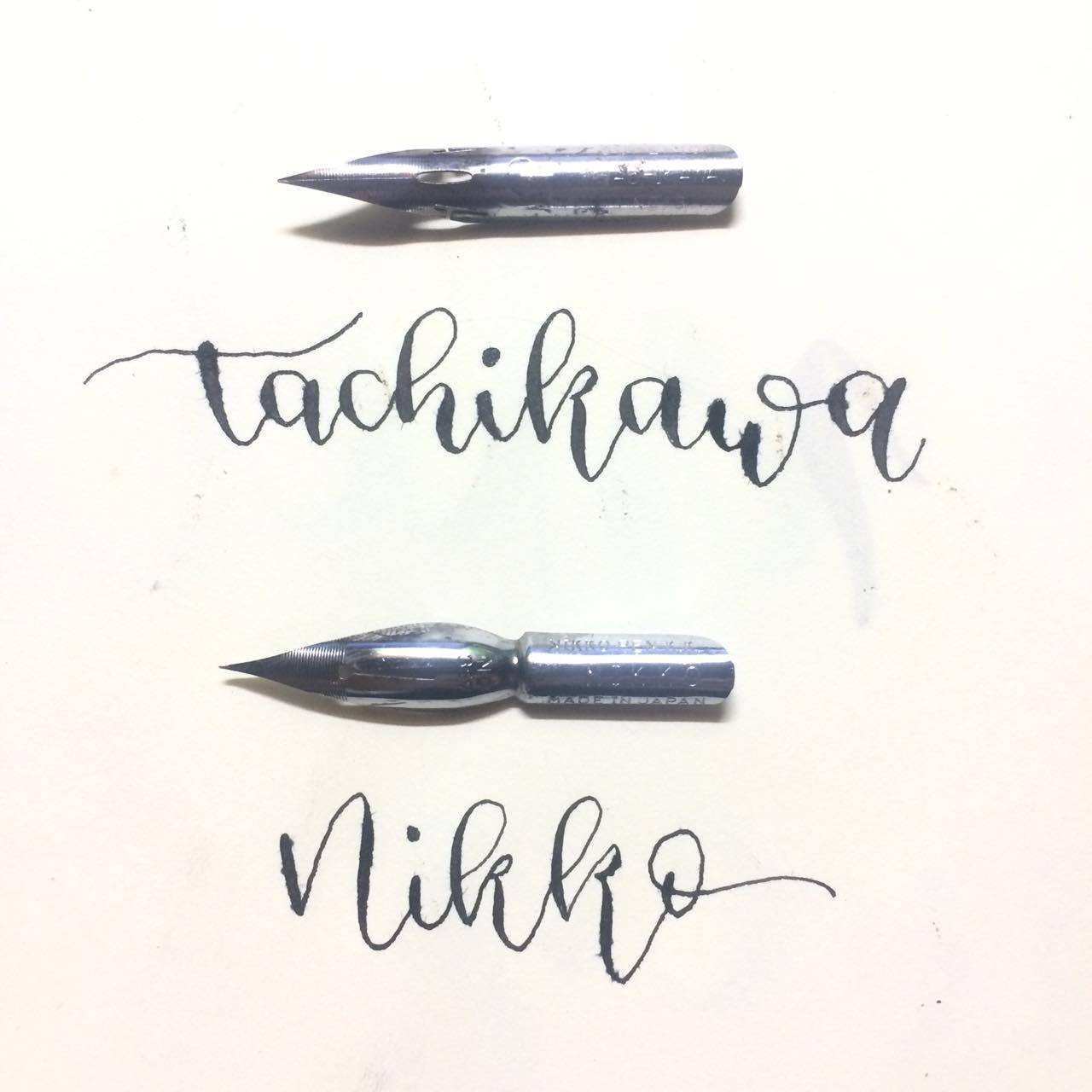 Calligraphy Isnt Very Expensive Though All You Need In The Beginning Is A Writing Tool And Surface To Write On