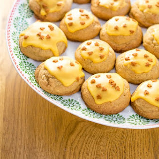 Soft Ginger Cookies.