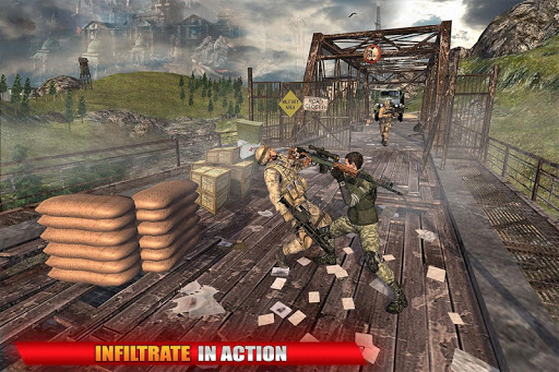 Mountain Sniper FPS Mission: Shooting Games 2018 for PC