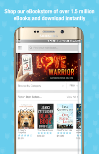 BookShout: eBook & Reading App - náhled