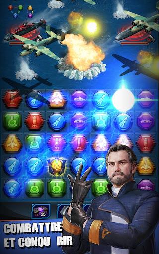 Télécharger Gratuit Battleship & Puzzles: Warship Empire APK MOD (Astuce) screenshots 1