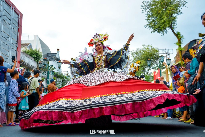 Jogja Fashion Carnival 2019