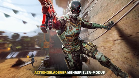 Modern Combat Versus: New Online Multiplayer FPS Capture d'écran