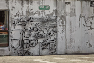 Photo: Street art subventionné