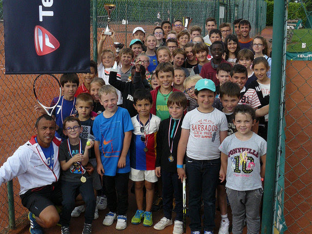 23/06/2018 - Tournoi Tecnifibre de fin de l'Ecole de Tennis des Jeunes