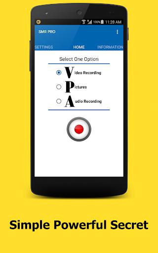 smart video recorder - pro screenshot 1