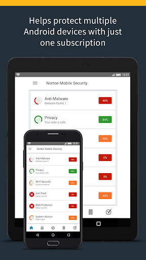 Norton Mobile Security screenshot 7