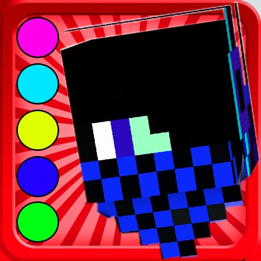 街机の皮膚のエディタ LOGO-記事Game