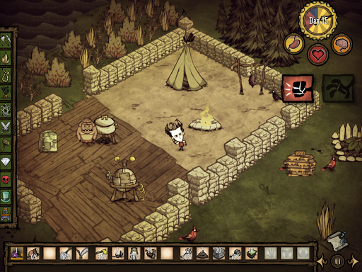Screenshot for Don't Starve: Pocket Edition in United States Play Store