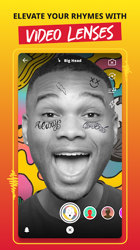 AutoRap by Smule u2013 Make Raps on Cool Beats 2.6.3 Screenshots 5