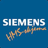 Siemens HMS-skjema