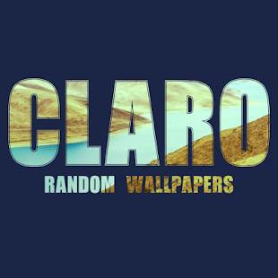 CLARO Random Wallpaper Changer- screenshot thumbnail