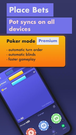 Chips of Fury - virtual poker chips screenshots 5