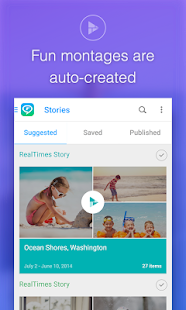 RealTimes Video Collage Maker- screenshot thumbnail