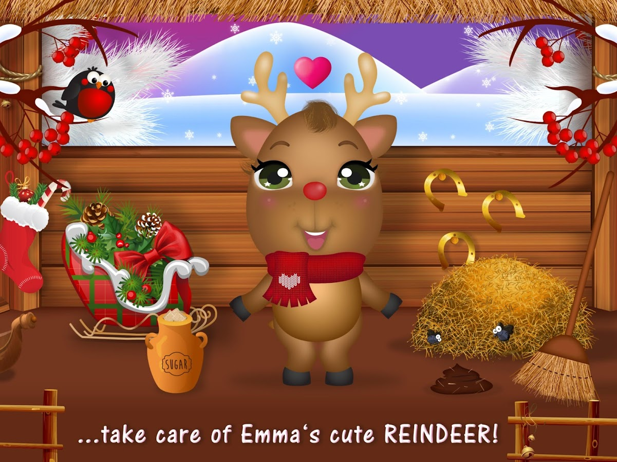 Sweet Little Emma Winterland 2- screenshot