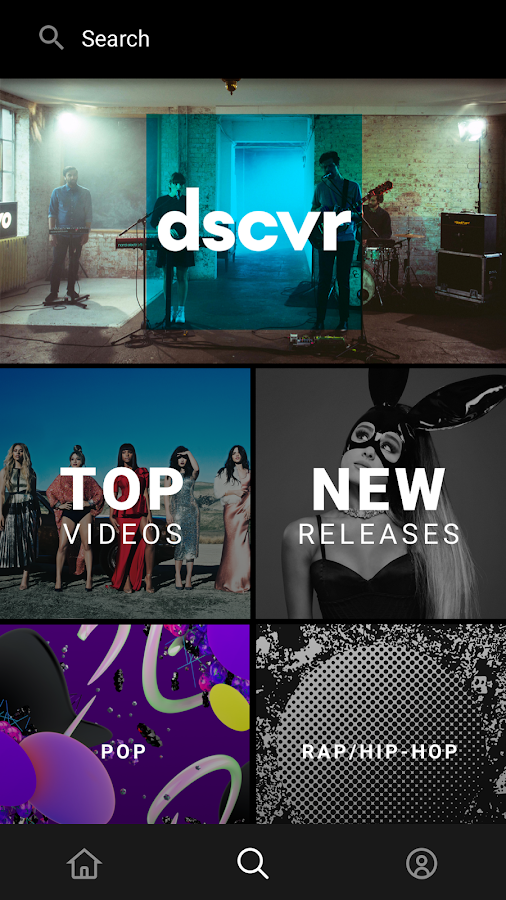 Screenshots of Vevo - Watch HD Music Videos for Android