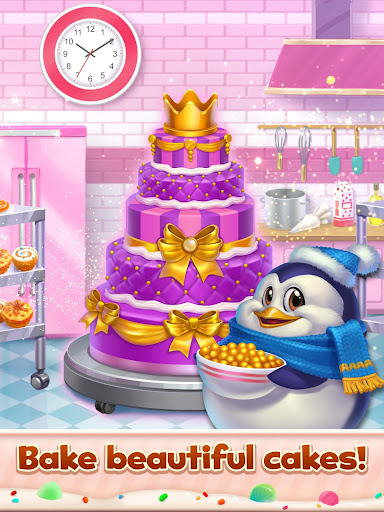 Sweet Escapes: Design a Bakery with Puzzle Games modavailable screenshots 3