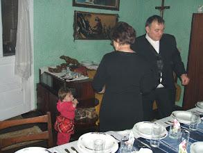 Photo: Immár 1 évesek lettünk, tata-mama ünnepi ebédre terít