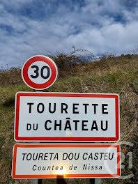 terrain à batir à Tourette-du-Château (06)