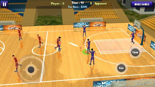 體育競技必備免費app推薦|Basketball Toss - Slam Dunk線上免付費app下載|3C達人阿輝的APP