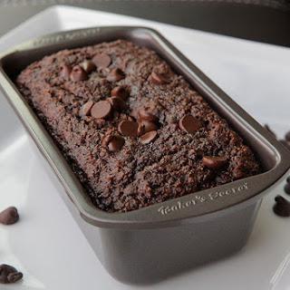 Chocolate Chip Zucchini Paleo Bread.