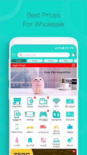 ZegoBird - Online Shopping Myanmar 2.9.1 screenshots 1