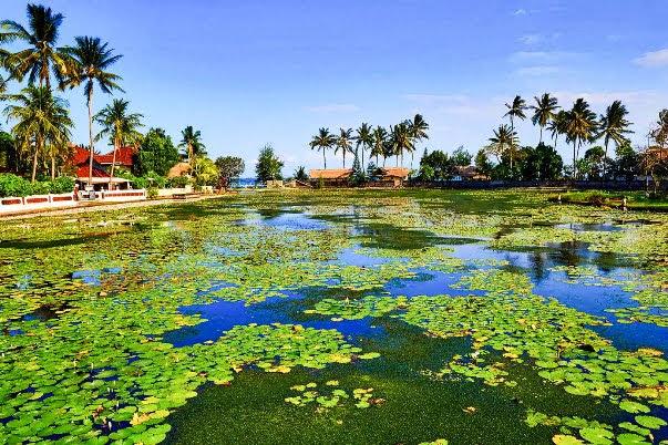 Candidasa Lotus Lagoon
