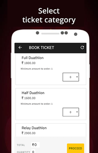 TixDo - Book event tickets screenshot 1