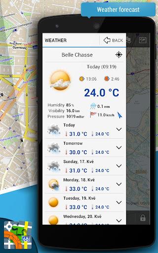 Locus Map Pro - Outdoor GPS navigation and maps  screenshots 8