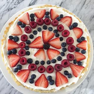 Crazy-Good Fruit Tart