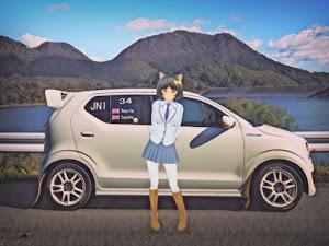 アルトワークス HA36S 4WD・5MTのカスタム事例画像 ゆずきらむさんの2018年11月03日21:41の投稿