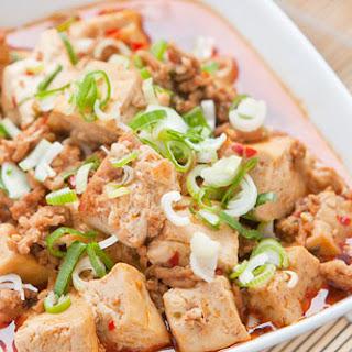 Ma Po Tofu Sichuan.