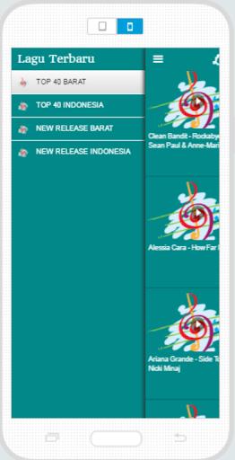LAGU TERBARU 1.1 screenshots 2