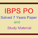 IBPS PO 9 Years Solved Papers With Study Material icon