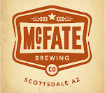 Logo for McFate Brewing Company (Scottsdale)