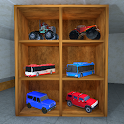 Rc toy car & rc monster truck racing games icon