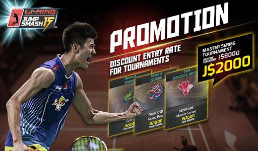 LiNing Jump Smash 15 Badminton 1.3.10 screenshots 17